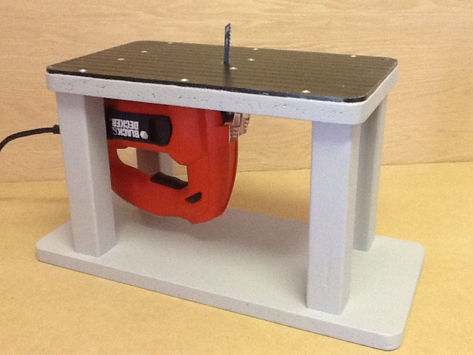 Best ideas about Jigsaw Table DIY . Save or Pin Jigsaw Table by markfitz I made this simple jigsaw table Now.