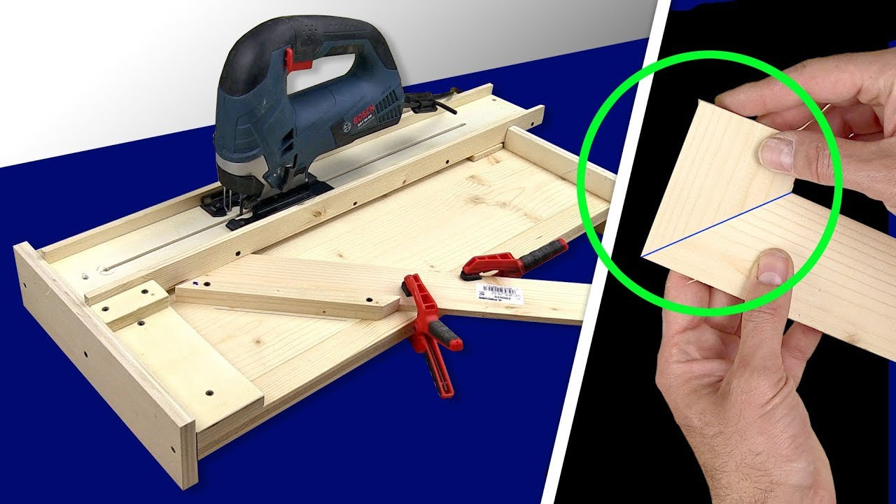 Best ideas about Jigsaw Table DIY . Save or Pin PERFETC CUT Jigsaw Table Cutting Station DIY Now.