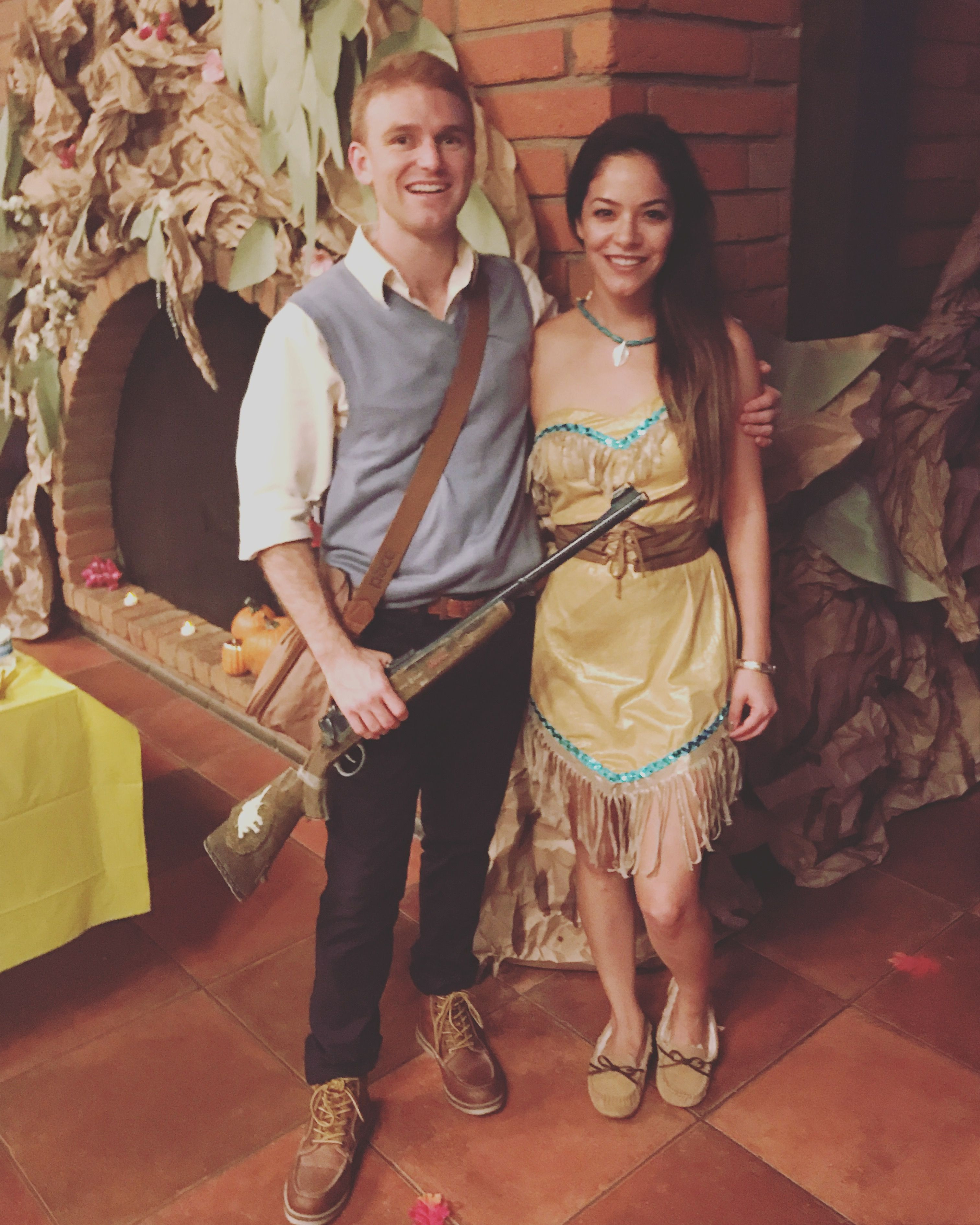 20 Of The Best Ideas For John Smith Costume Diy Best