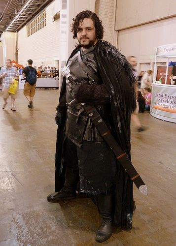 Best ideas about Jon Snow DIY Costume . Save or Pin 1000 images about Jon Snow Costume on Pinterest Now.