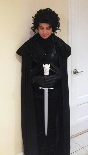 Best ideas about Jon Snow DIY Costume . Save or Pin DIY Jon Snow Costume Now.