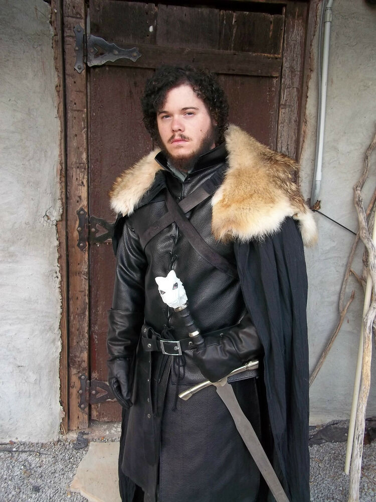 Best ideas about Jon Snow DIY Costume . Save or Pin Game of Thrones Jon Snow Costume Now.