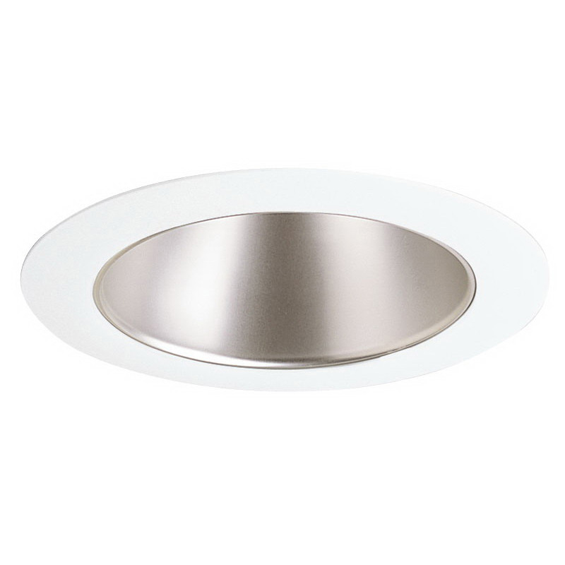 "Best ideas about Juno Recessed Lighting . Save or Pin 2 QTY Juno Lighting 447 WHZ ABZ 4"" Cone Recessed Light Now."