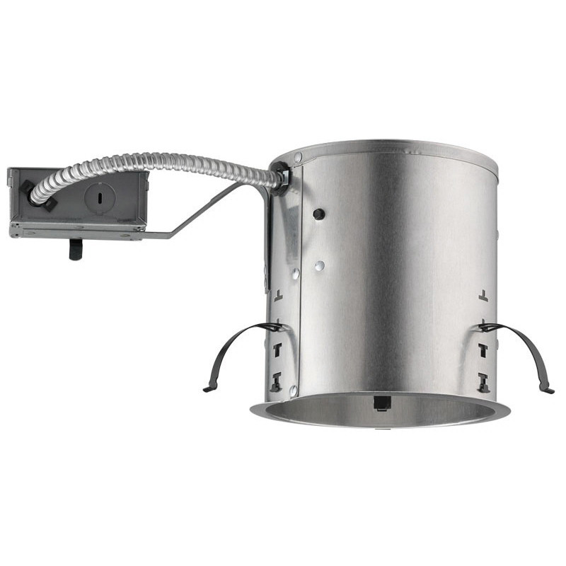 Best ideas about Juno Recessed Lighting . Save or Pin Juno Lighting IC22R Ceiling Mount 6 Inch Remodel Housing Now.