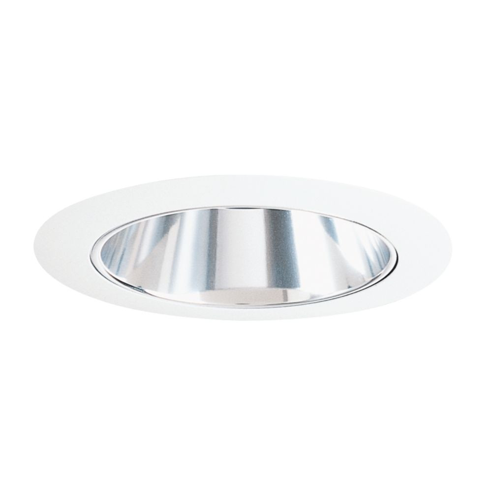 "Best ideas about Juno Recessed Lighting . Save or Pin V4017C WH 4"" Juno Lighting Trim Pot Clear Cone Now."