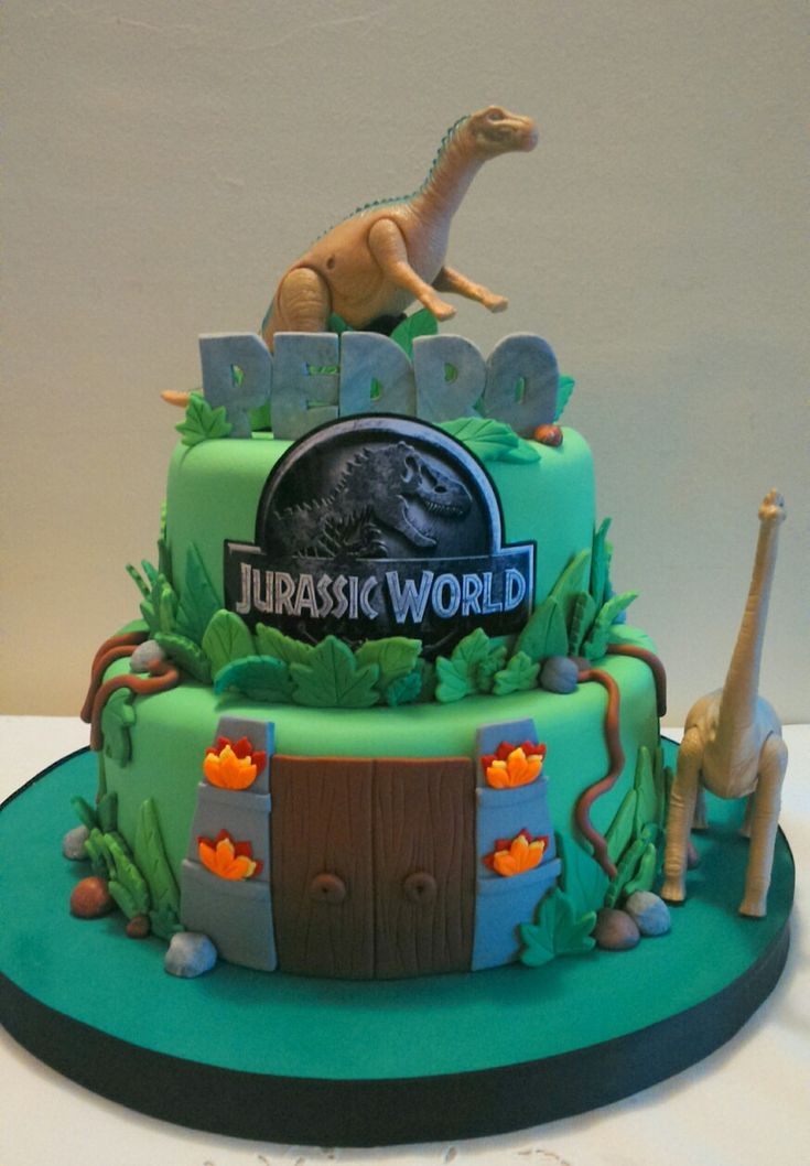 Best ideas about Jurassic World Birthday Cake . Save or Pin Best 25 Jurassic world cake ideas on Pinterest Now.
