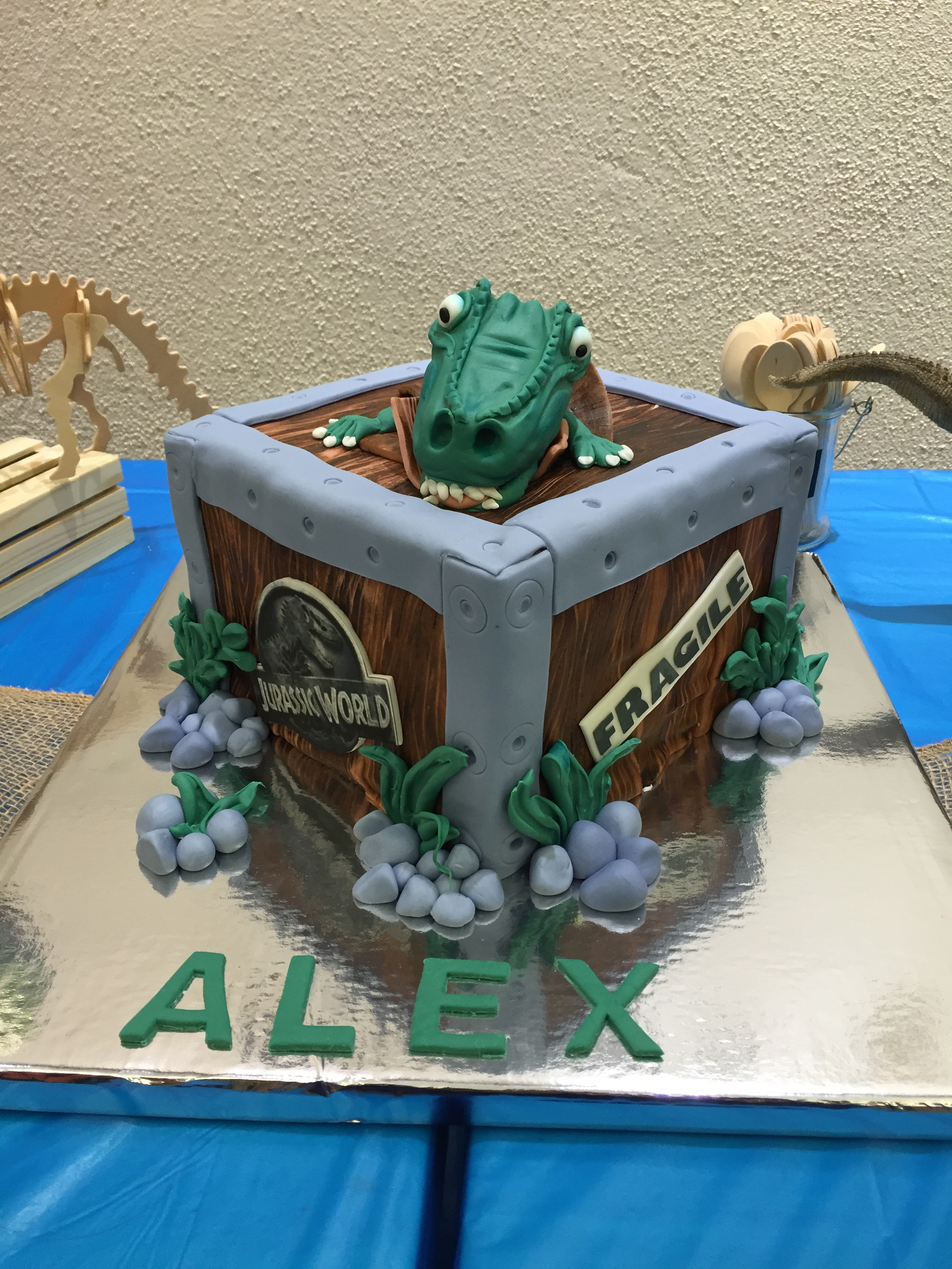 Best ideas about Jurassic World Birthday Cake . Save or Pin Amazing Cakes Top picks of Party Smarty 2015 Now.