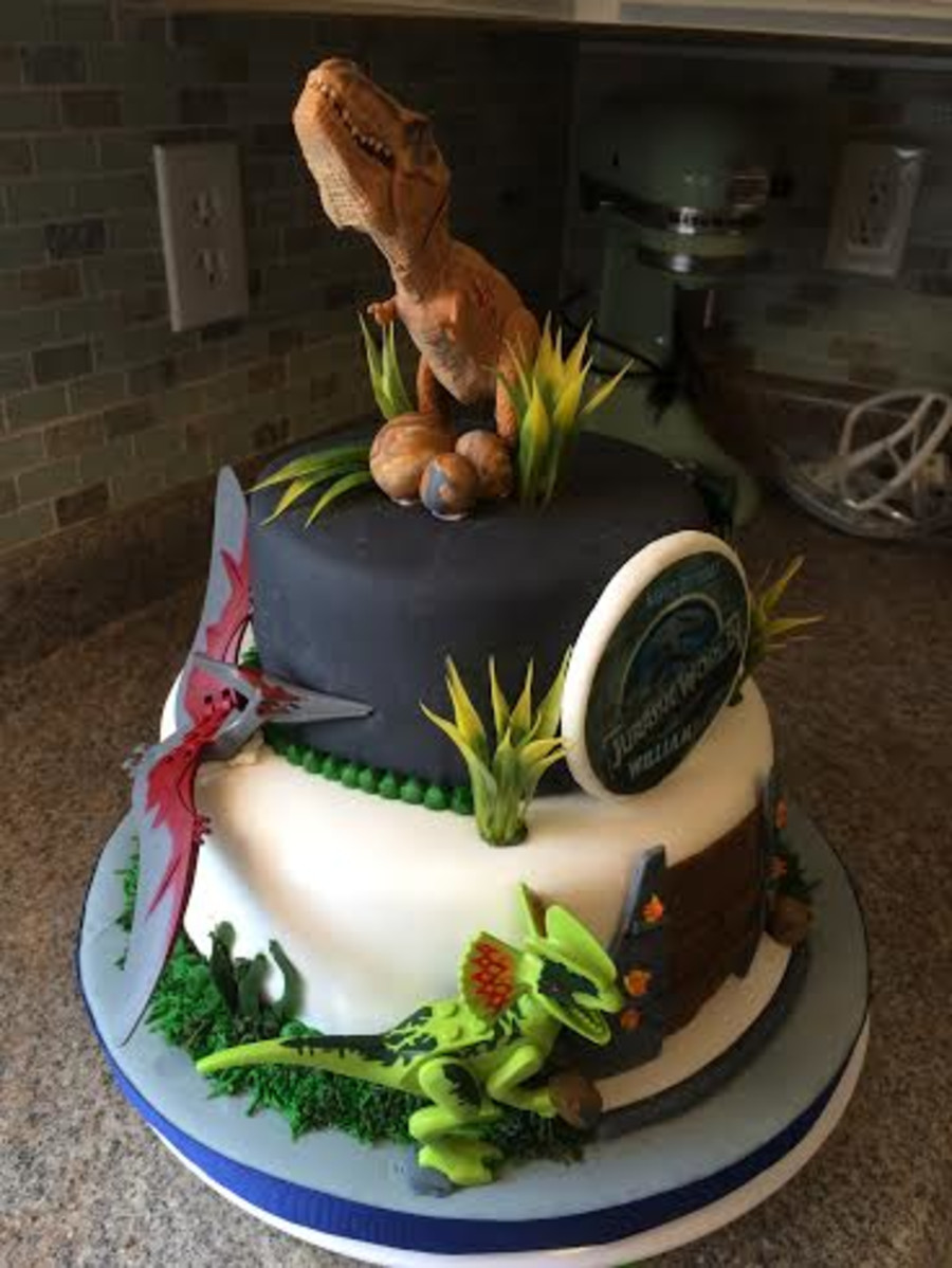 Best ideas about Jurassic World Birthday Cake . Save or Pin Southern Blue Celebrations JURASSIC PARK JURASSIC WORLD Now.
