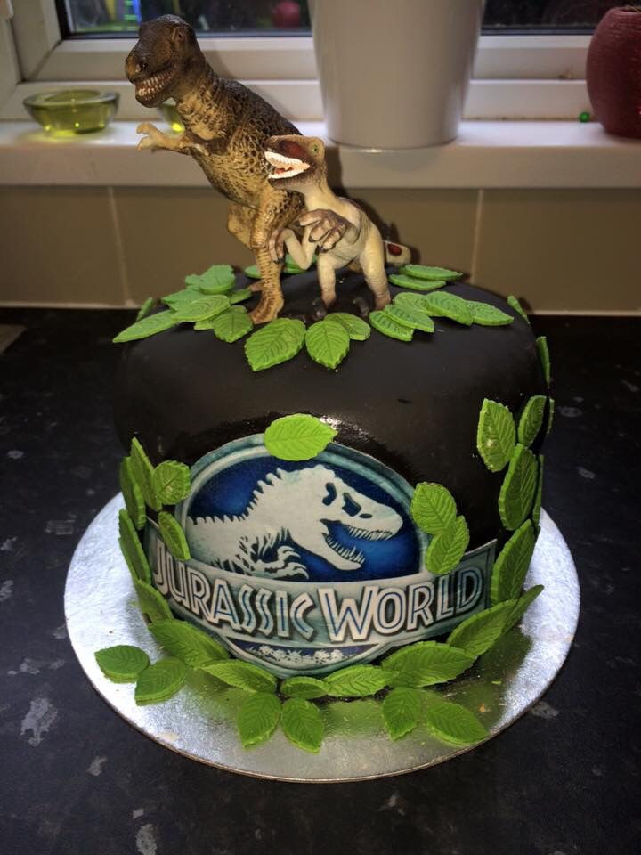 Best ideas about Jurassic World Birthday Cake . Save or Pin 120 best Birthday Cake ideas images on Pinterest Now.