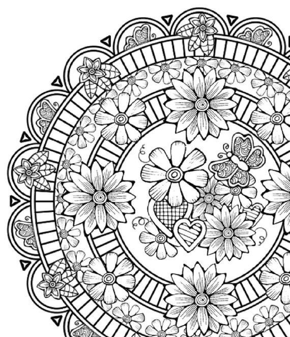 Best ideas about Kailyn Lowry'S Hustle And Heart Adult Coloring Book . Save or Pin Les 821 meilleures images du tableau recreation therapy Now.