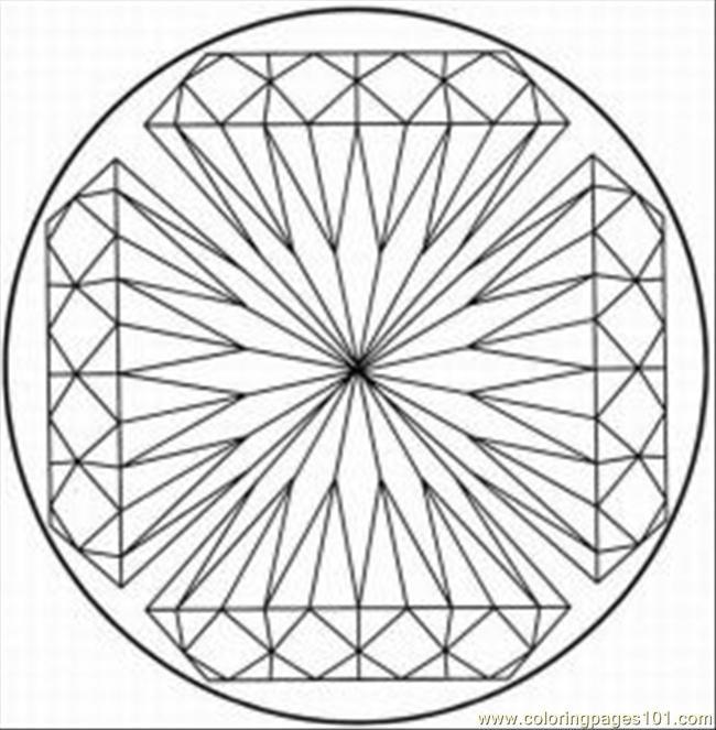 Best ideas about Kaleidoscope Printable Coloring Pages . Save or Pin Kaleidoscope 8 Coloring Page Free kaleidoscope Coloring Now.