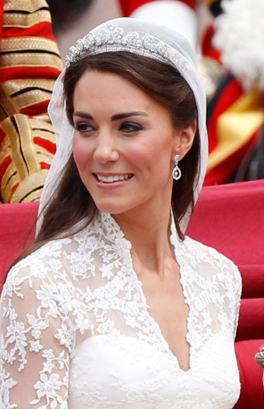 Best ideas about Kate Middleton Wedding Hairstyles . Save or Pin Kate Middleton Wedding Hairstyle and Makeup Now.