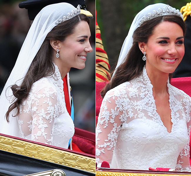 Best ideas about Kate Middleton Wedding Hairstyles . Save or Pin Wedding day hair timeline and checklist Now.