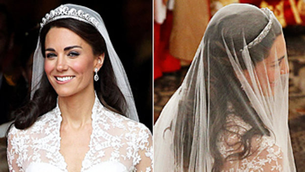 Best ideas about Kate Middleton Wedding Hairstyles . Save or Pin Kate Middleton Wedding Hair Down Do Royal Now.