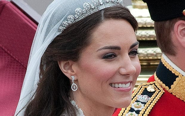 Best ideas about Kate Middleton Wedding Hairstyles . Save or Pin PIX&PUB Secrets of Kate Middleton s wedding hair style Now.
