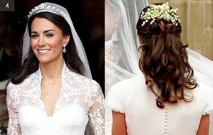 Best ideas about Kate Middleton Wedding Hairstyles . Save or Pin Royal Wedding Trends Jennifer Bergman Weddings Now.