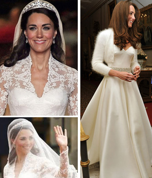 Best ideas about Kate Middleton Wedding Hairstyles . Save or Pin The Royal wedding Kate Middleton's Hair Now.