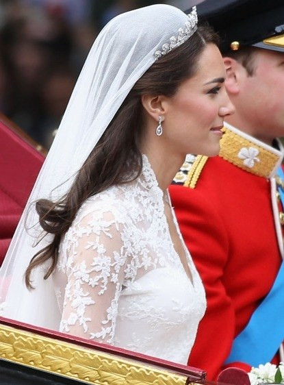 Best ideas about Kate Middleton Wedding Hairstyles . Save or Pin Royal Wedding 4 Ways In Which Kate Middleton s Wedding Now.