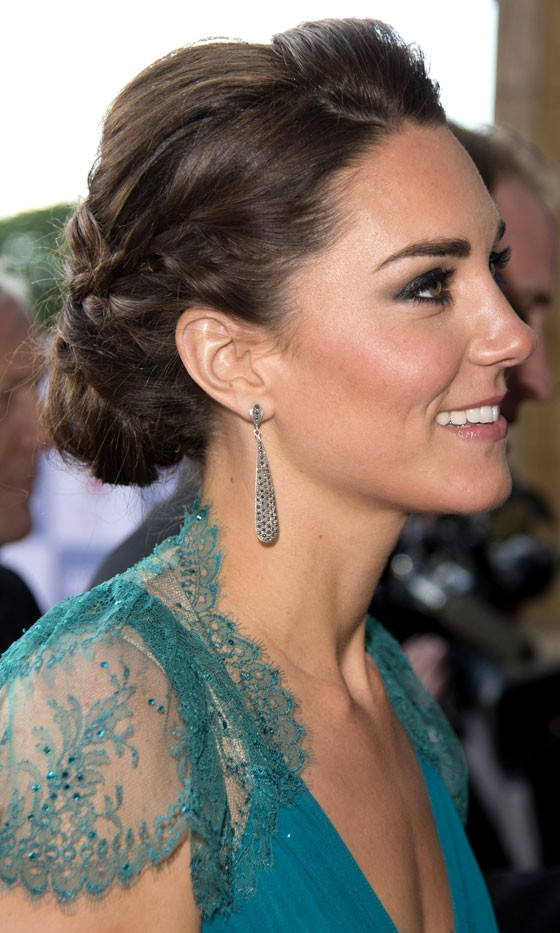 Best ideas about Kate Middleton Wedding Hairstyles . Save or Pin Wedding Hairstyle Inspiration Hairtrade Blog Now.