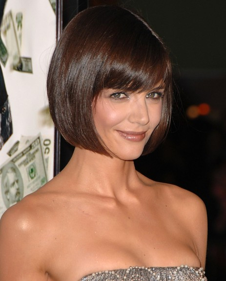 Best ideas about Katie Holmes Bob Hair Cut . Save or Pin 80 Popular Short Hairstyles for Women 2015 Pretty Designs Now.