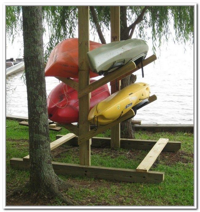 Best ideas about Kayak Storage Rack DIY . Save or Pin 25 unique Kayak rack ideas on Pinterest Now.