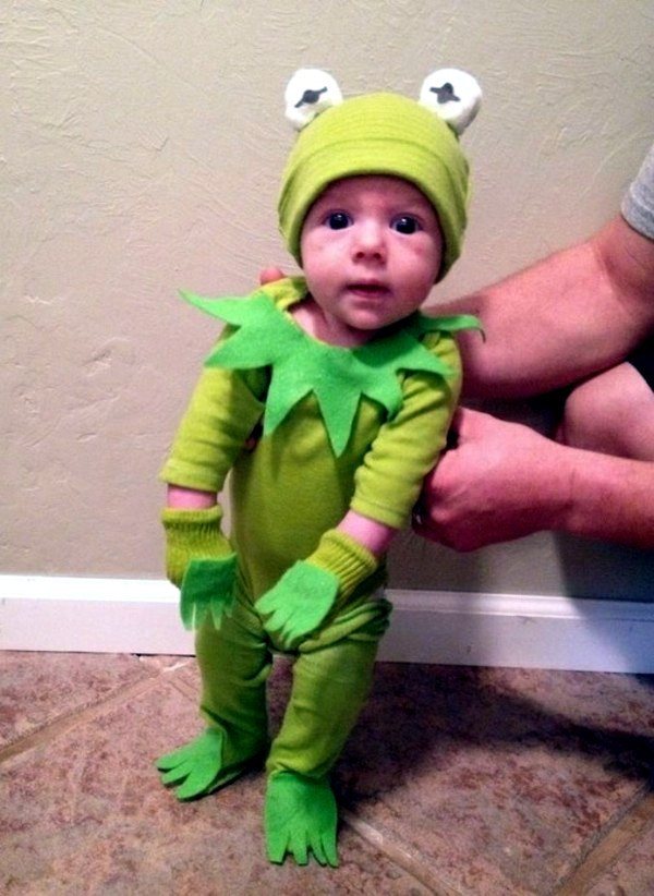 Best ideas about Kermit The Frog Costume DIY . Save or Pin 100 unique homemade costumes – great DIY clothes Now.