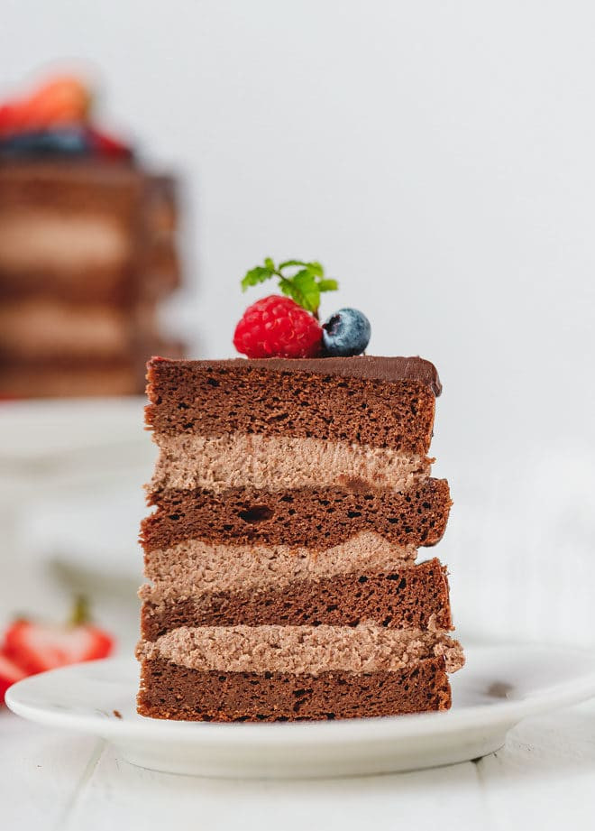 Best ideas about Keto Birthday Cake . Save or Pin Keto Chocolate Cake Cooking LSL Now.