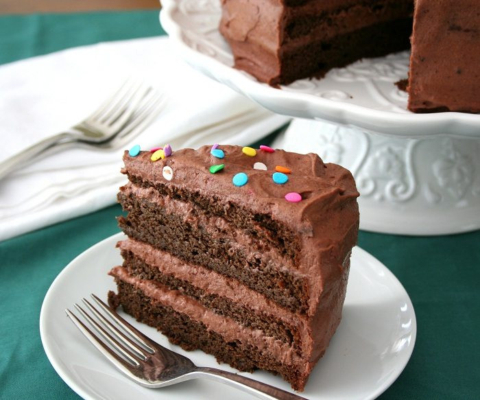 Best ideas about Keto Birthday Cake . Save or Pin Gluten Free Chocolate Cake Recipe Now.