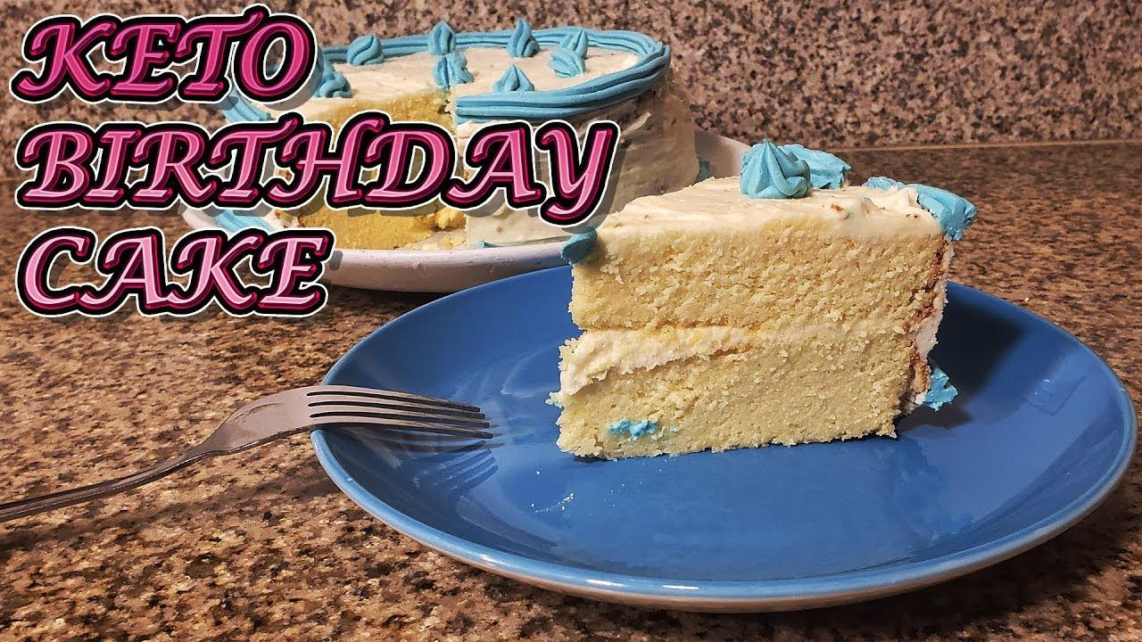 Best ideas about Keto Birthday Cake . Save or Pin How To Make Keto Cake Keto Cake Recipe Now.