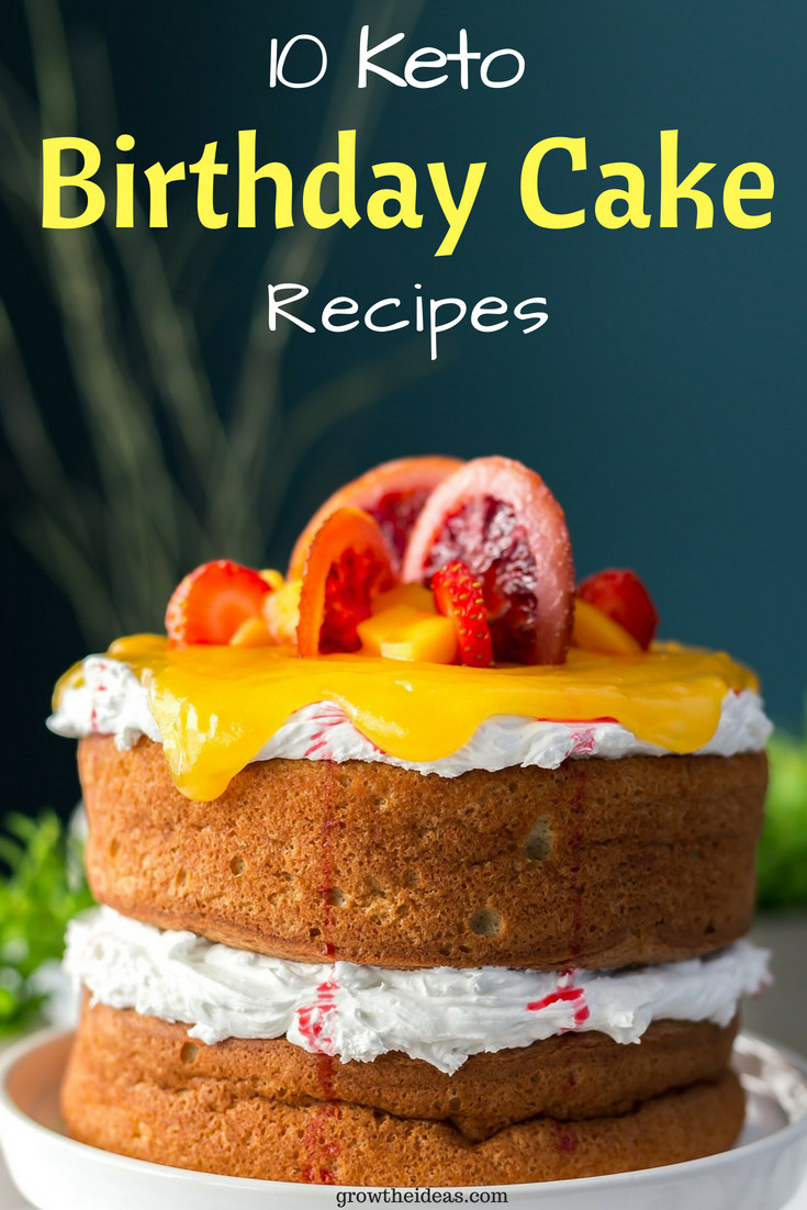 Best ideas about Keto Birthday Cake . Save or Pin 10 Keto Birthday Cake Recipes In Minutes Celebrate Now.