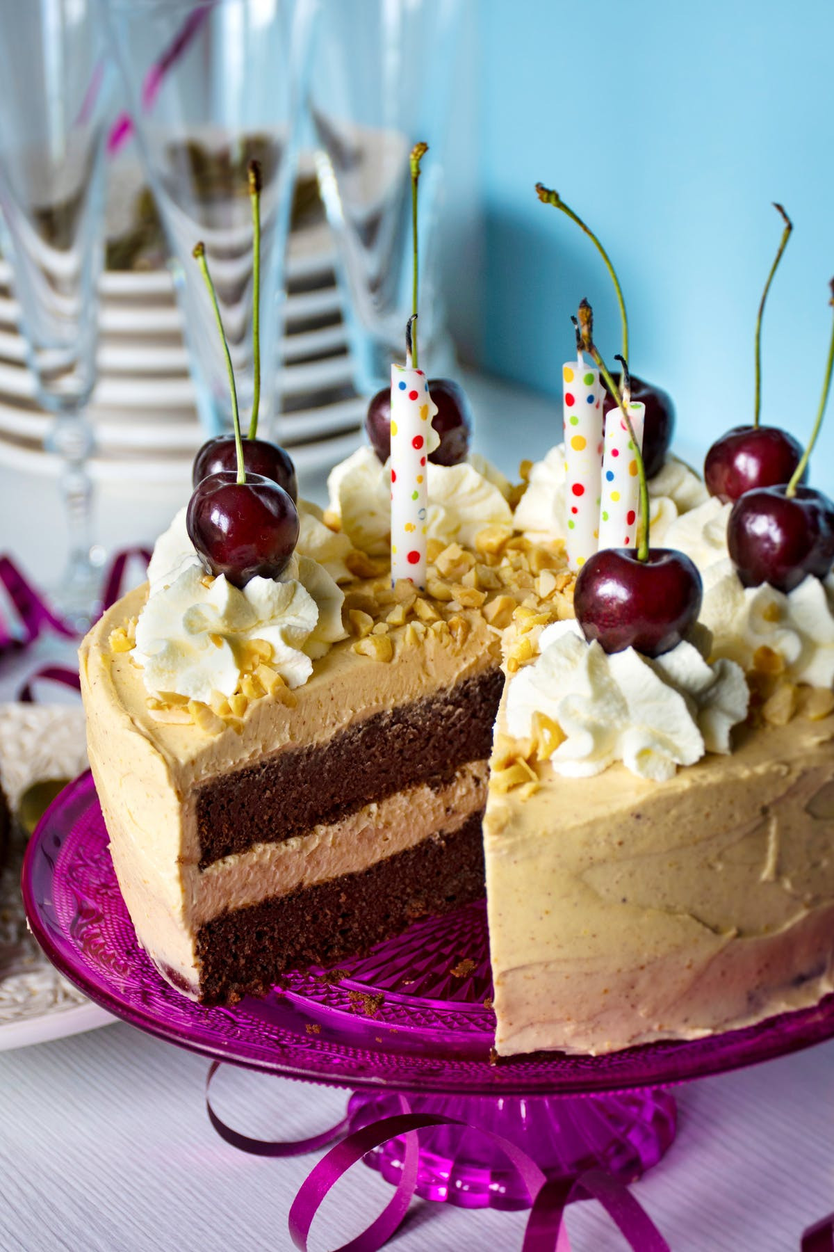 Best ideas about Keto Birthday Cake . Save or Pin Amazing Keto Chocolate Cake with Peanut Buttercream Diet Now.