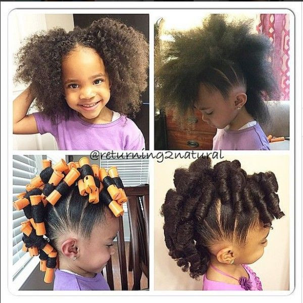 Best ideas about Kid Hairstyles Girls . Save or Pin 1000 ideas about Black Kids Hairstyles on Pinterest Now.