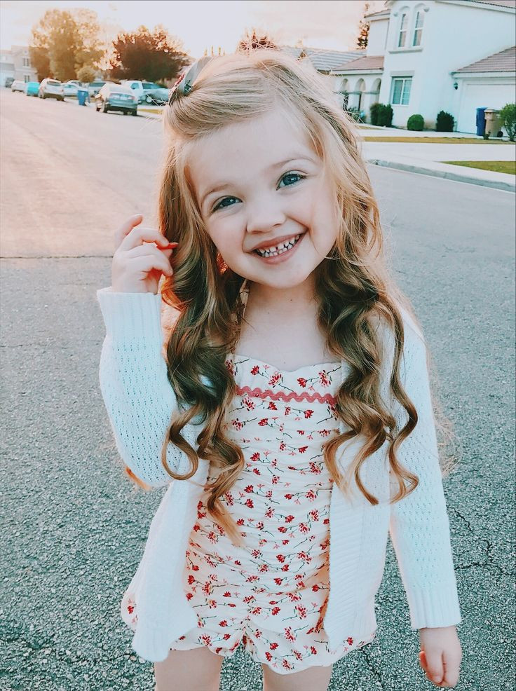 Best ideas about Kid Hairstyles Girls . Save or Pin Best 25 Little girl hairstyles ideas on Pinterest Now.