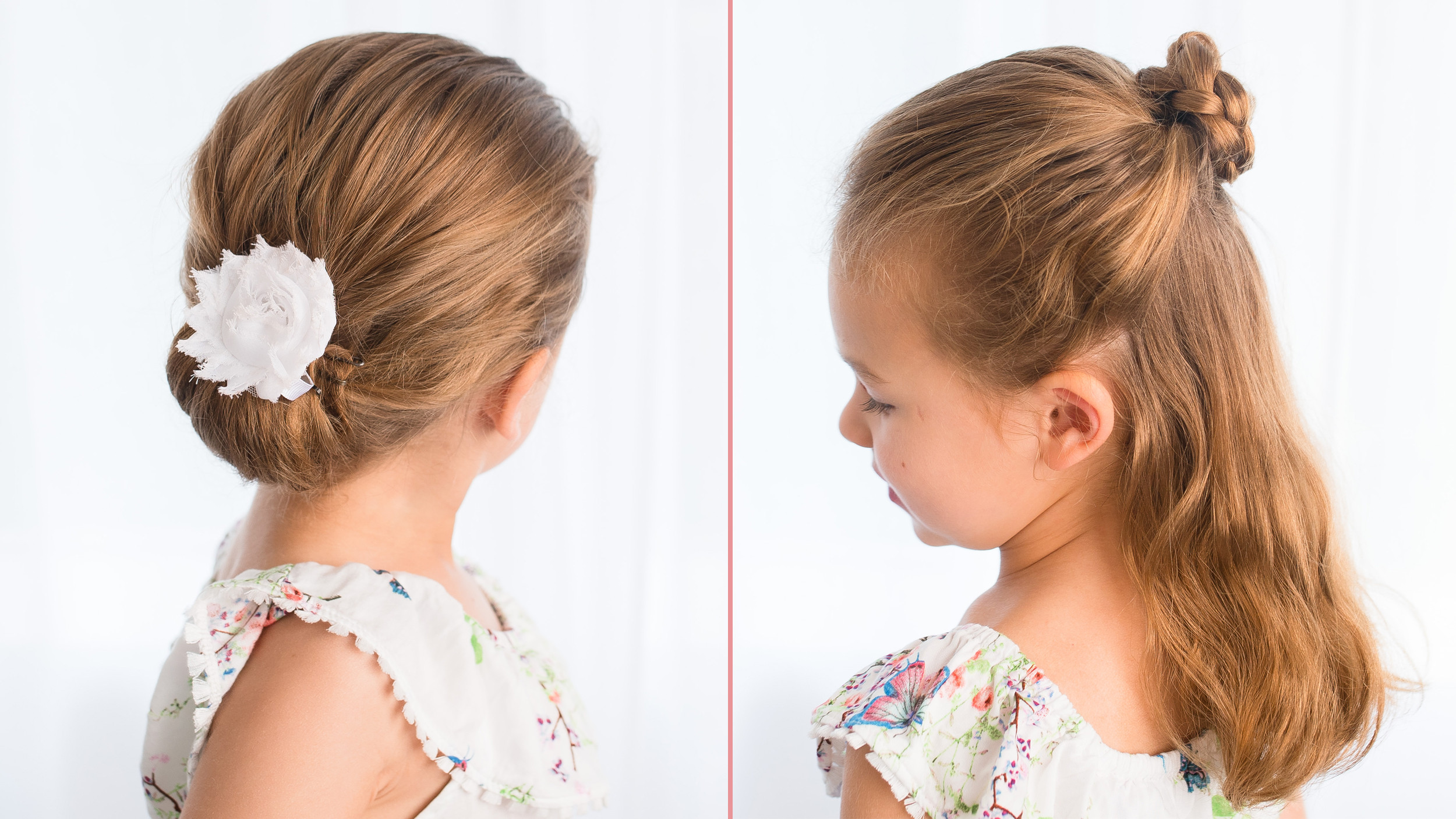Best ideas about Kid Hairstyles Girls . Save or Pin Easy hairstyles for girls that you can create in minutes Now.