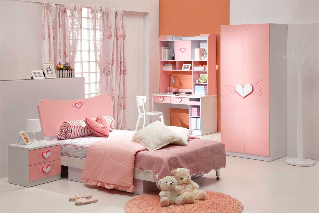 Best ideas about Kids Bedroom Ideas . Save or Pin 19 Excellent Kids Bedroom Sets bining The Color Ideas Now.