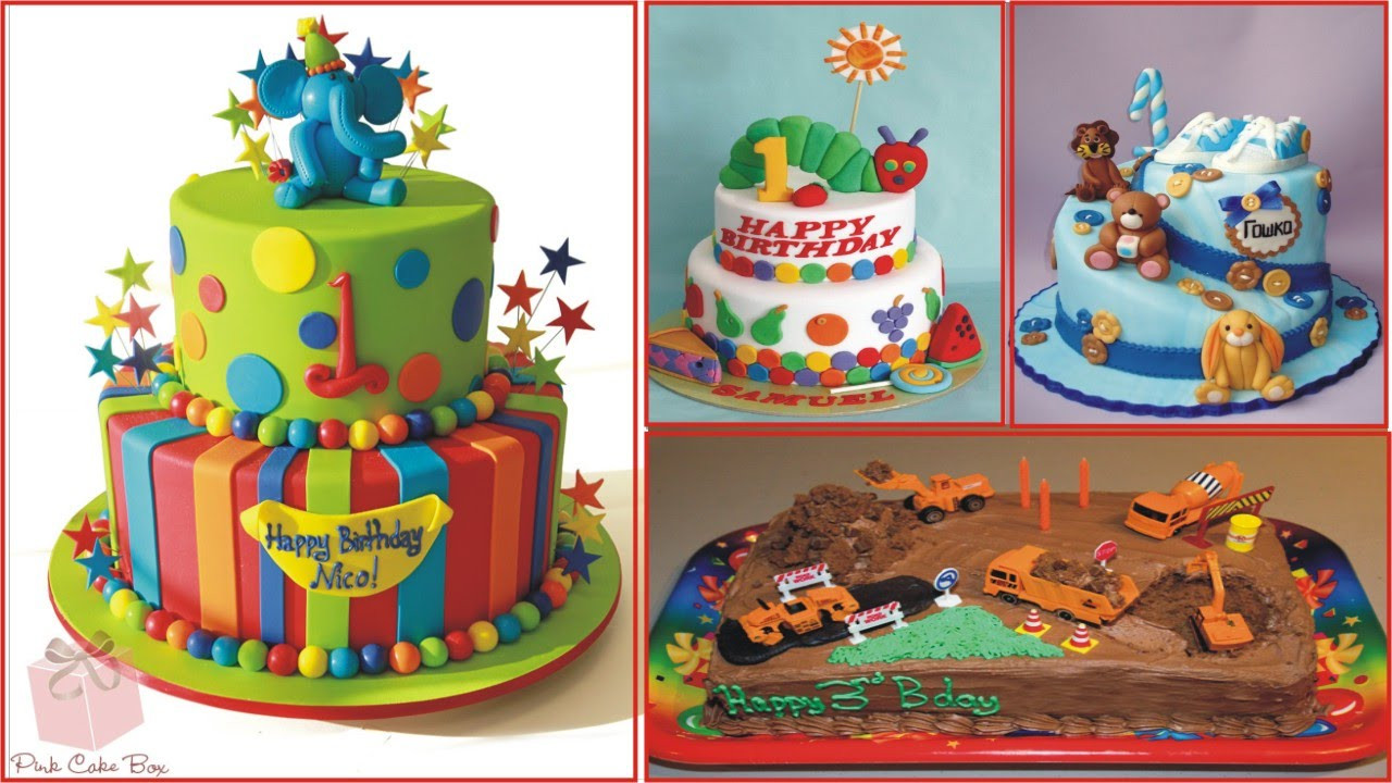 Best ideas about Kids Birthday Cake . Save or Pin Birthday Cake Ideas for Children Now.