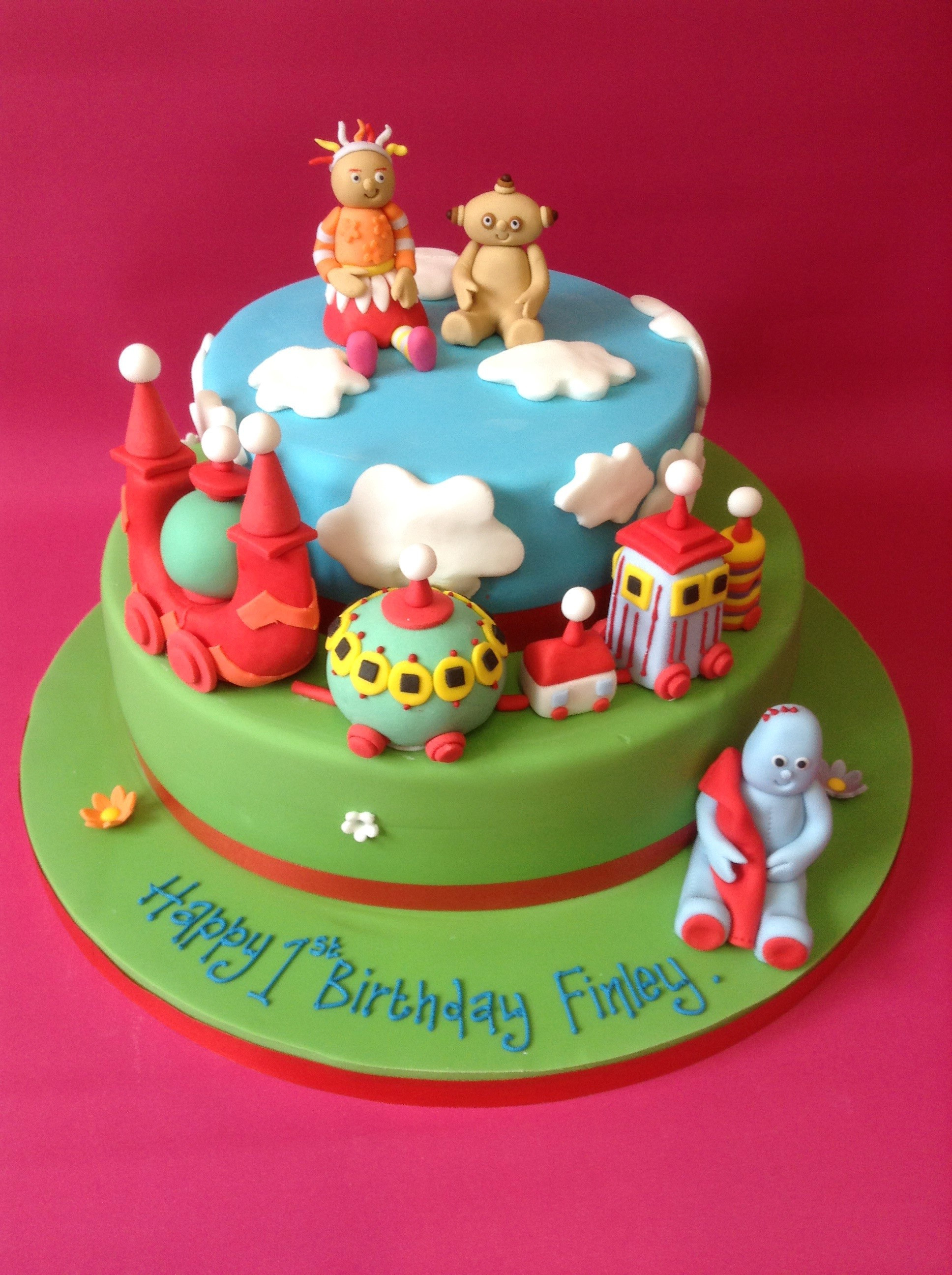 Best ideas about Kids Birthday Cake . Save or Pin Children s Birthday Cakes in Leeds The Little Cake Cottage Now.