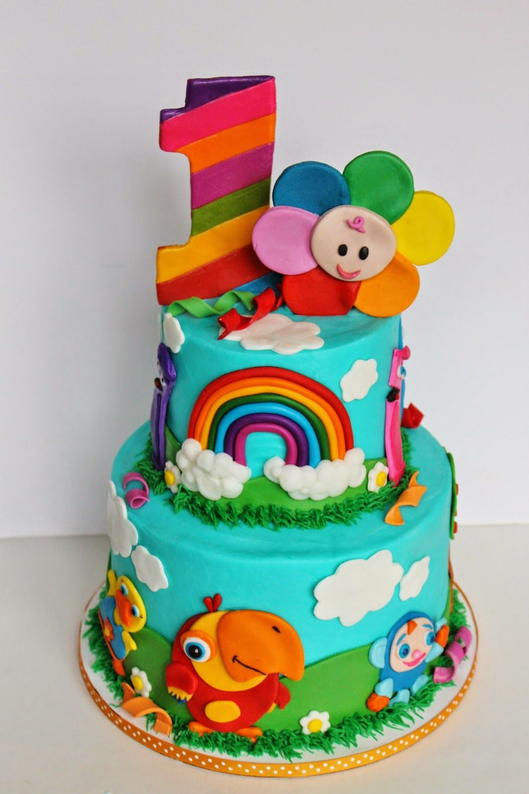 Best ideas about Kids Birthday Cake . Save or Pin And Everything Sweet Baby s First TV Now.