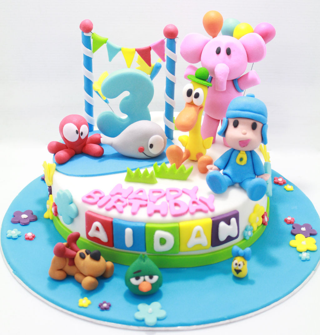 Best ideas about Kids Birthday Cake . Save or Pin 12 Gorgeous Birthday Cakes Starring Kids' Favourite Now.