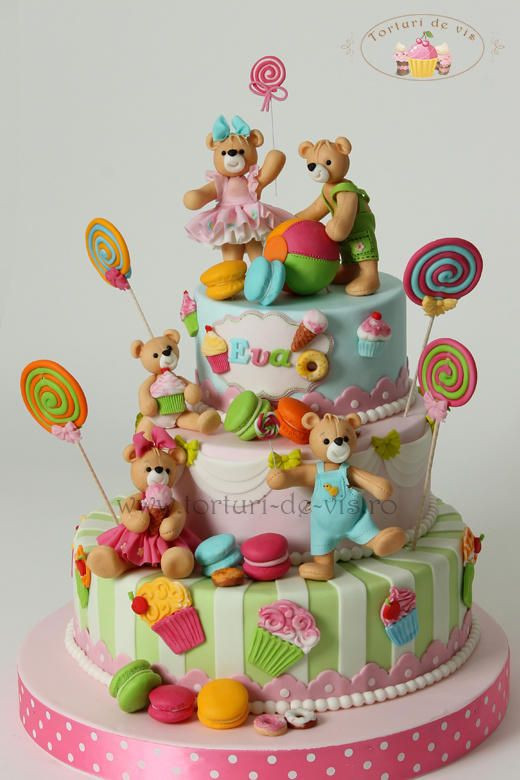 Best ideas about Kids Birthday Cake . Save or Pin 1003 best Unique Kids Birthday Cakes images on Pinterest Now.