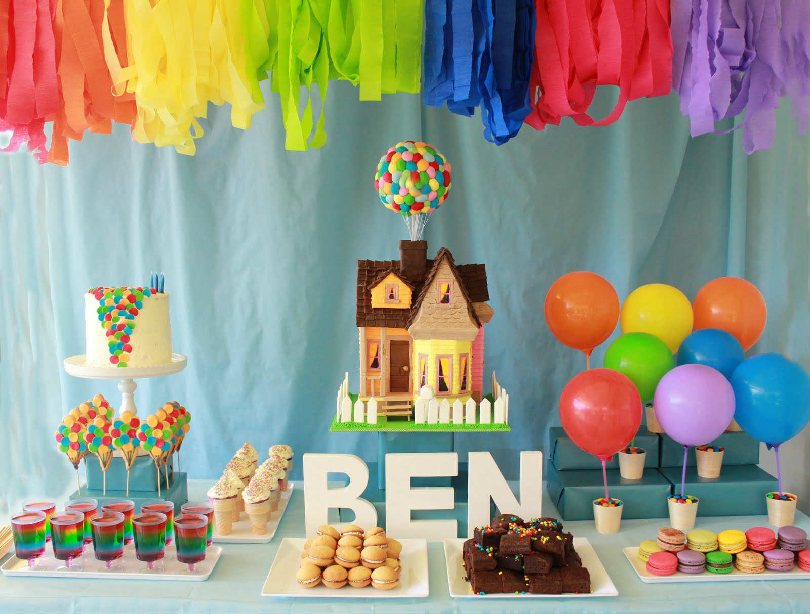 Best ideas about Kids Birthday Ideas . Save or Pin 10 Kids Party Settings Tinyme Blog Now.