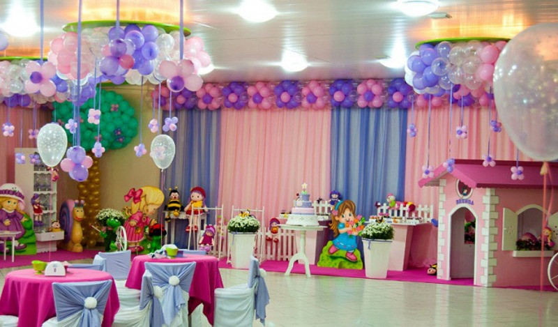 Best ideas about Kids Birthday Party Decorations . Save or Pin 6 Fun tastic birthday Themes For Your Li l es Now.