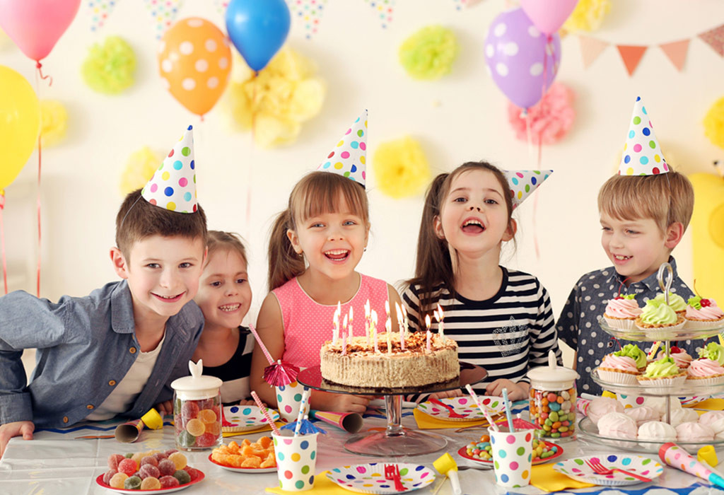 Best ideas about Kids Birthday Party Decorations . Save or Pin 40 Creative Birthday Party Ideas for Kids 1 to 8 Years Old Now.