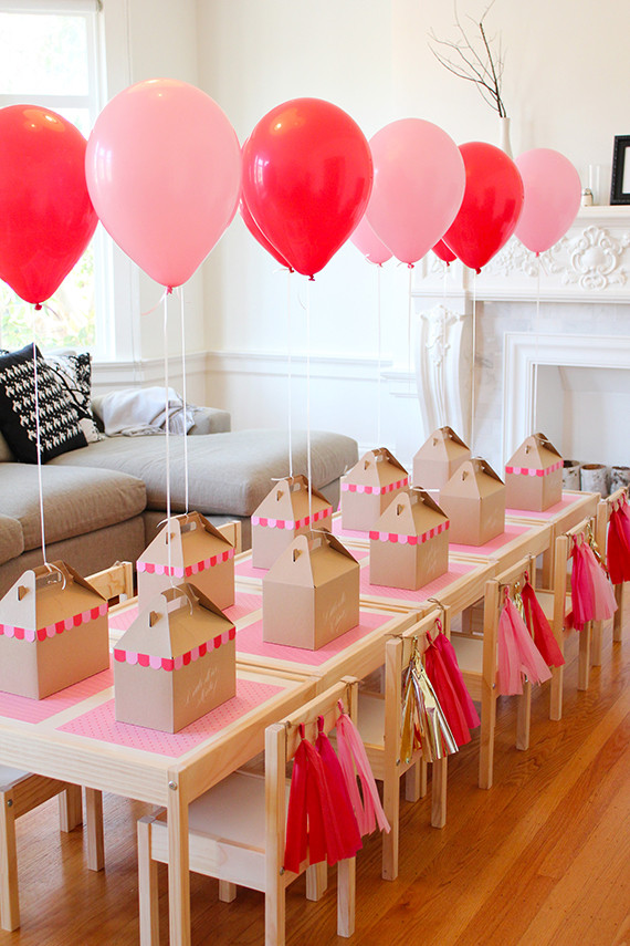 Best ideas about Kids Birthday Party Decorations . Save or Pin hello kitty party ideas for kids Now.