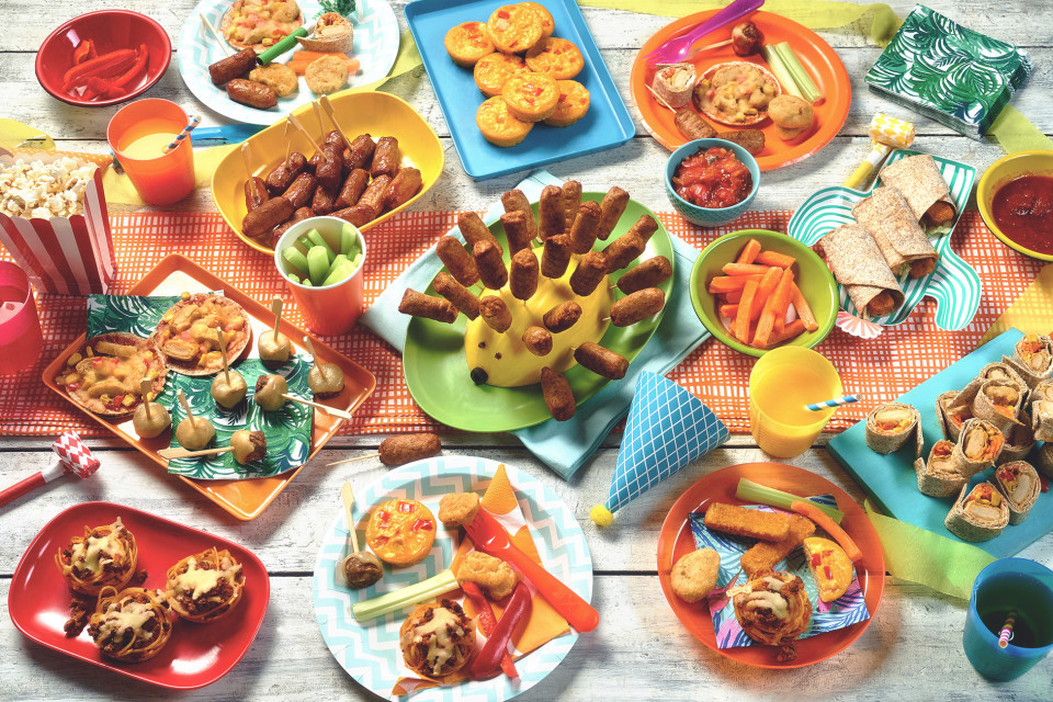 Best ideas about Kids Birthday Party Finger Food Ideas . Save or Pin Ve arian Kids Party Food Ideas Party Finger Food Now.