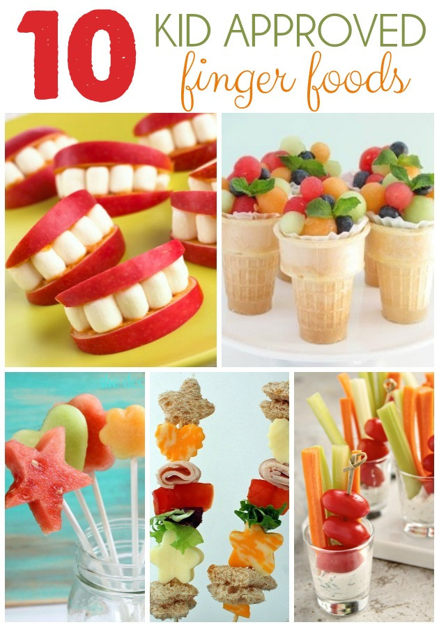 Best ideas about Kids Birthday Party Finger Food Ideas . Save or Pin Finger Foods For Kids Now.