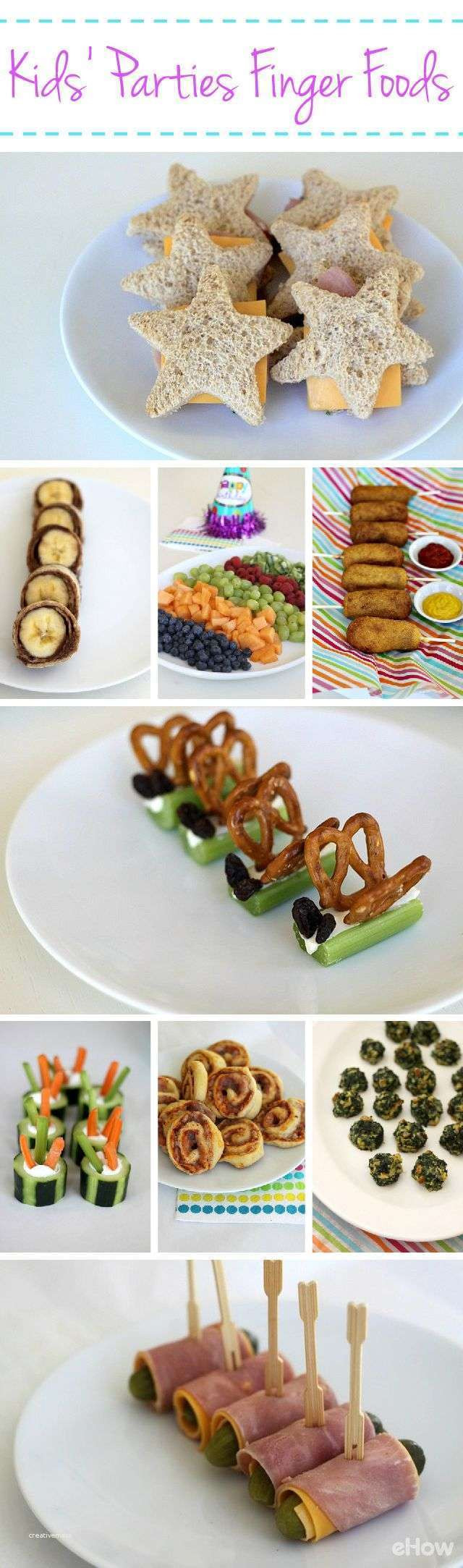 Best ideas about Kids Birthday Party Finger Food Ideas . Save or Pin Lovely Birthday Party Finger Food Ideas for Adults Now.
