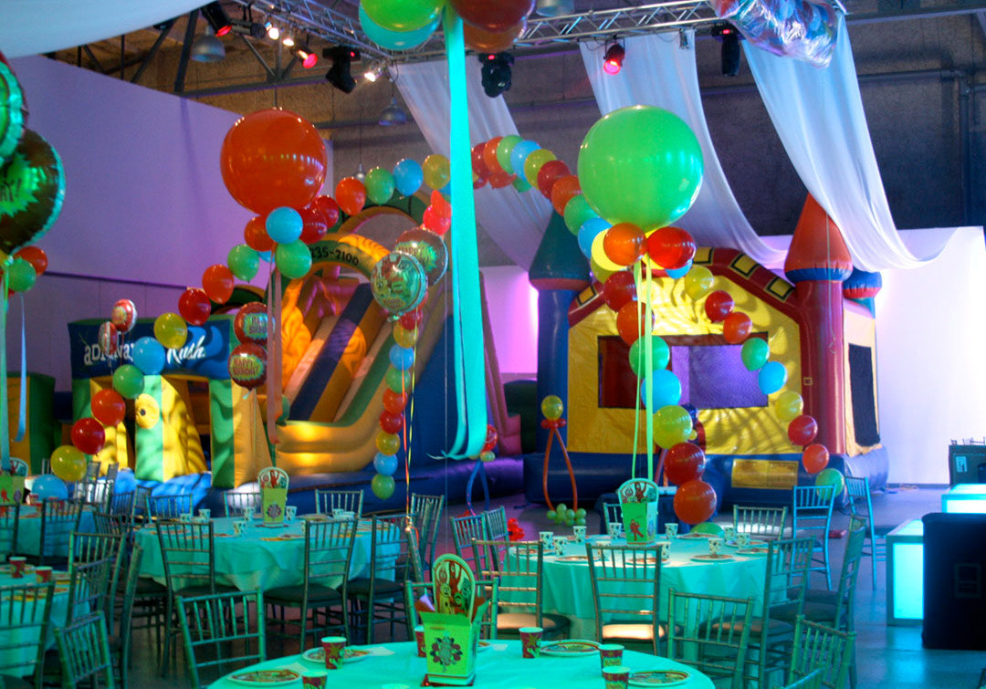 Best ideas about Kids Birthday Party Places . Save or Pin LIFE The Place To Be Birthday Parties Now.