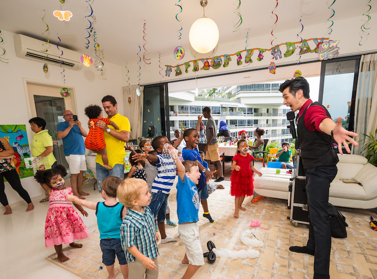 Best ideas about Kids Birthday Party Places . Save or Pin Best party venues for kids in Singapore Birthday party Now.