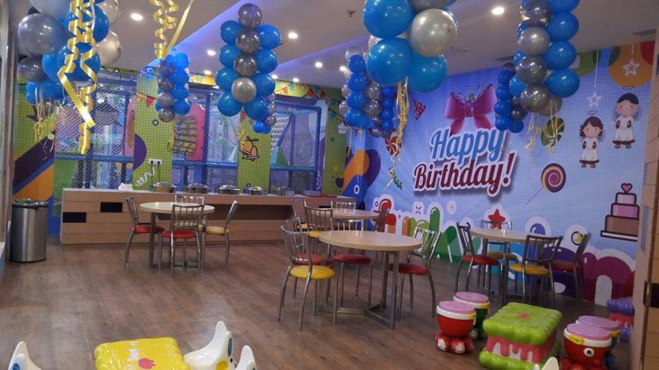Best ideas about Kids Birthday Party Places . Save or Pin Interesting Kids Birthday Party Venues in Gurgaon Now.